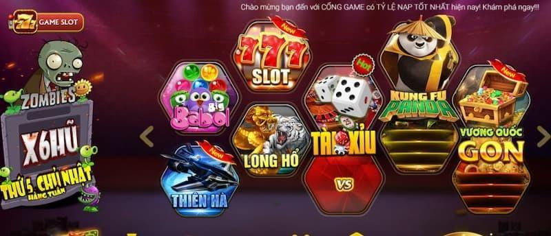 Gon Vip – Cổng game bài sở hữu giao diện đồ họa cực chất – Sunwin